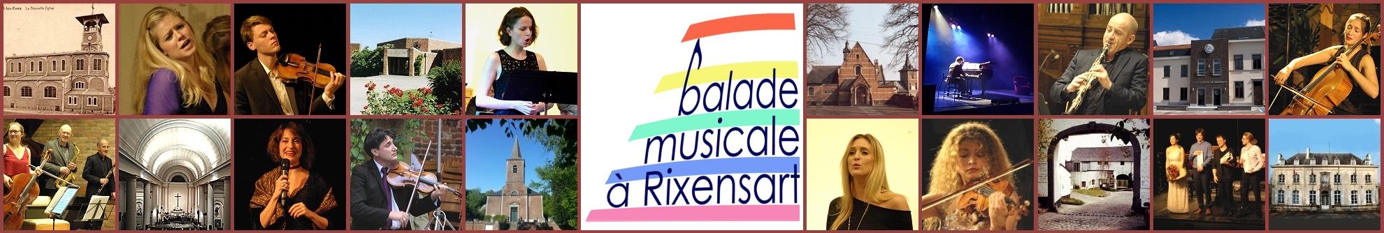 Balade musicale à Rixensart